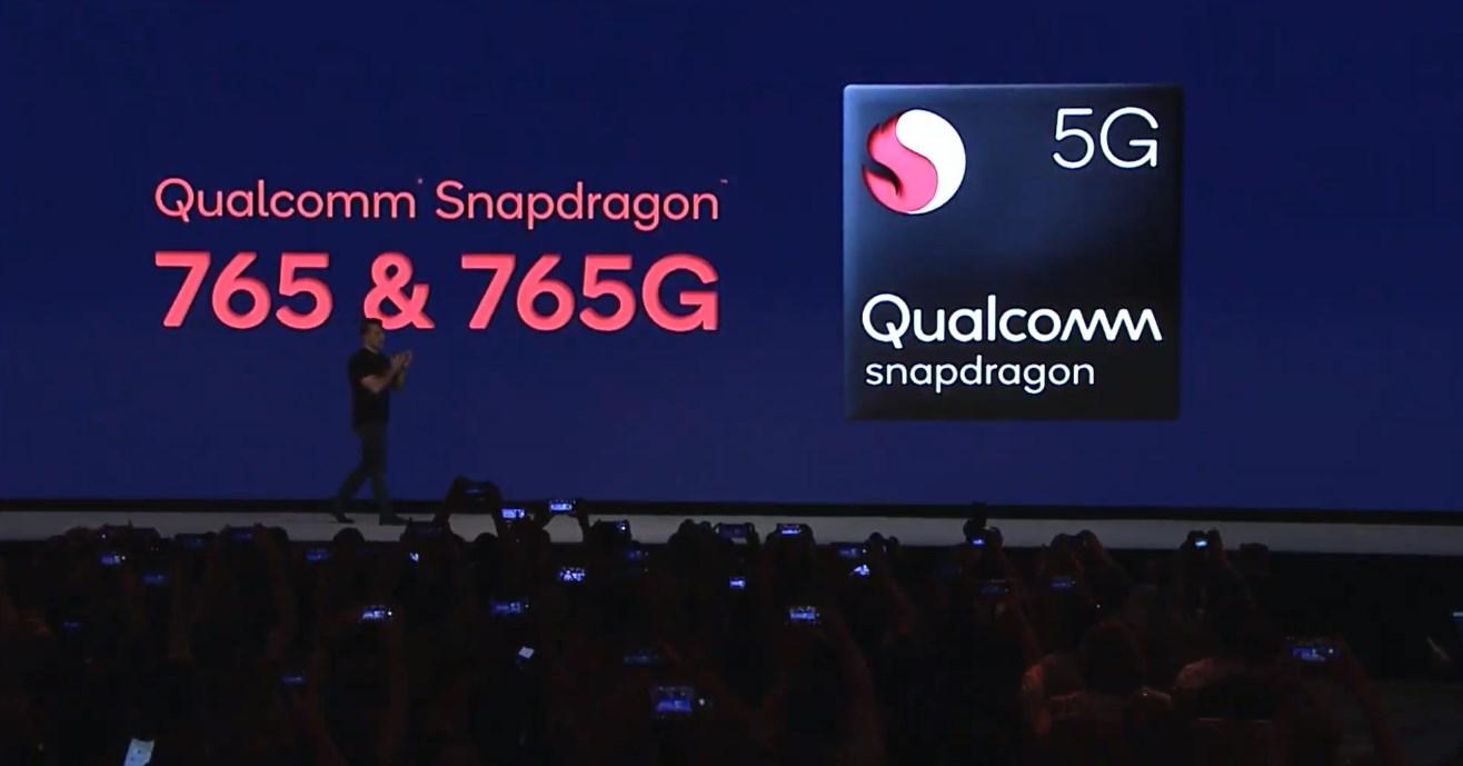 Snapdragon 865 5g Snapdragon 765 5g 13