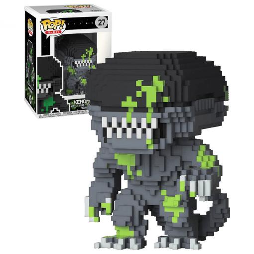 Alien 8 Bit