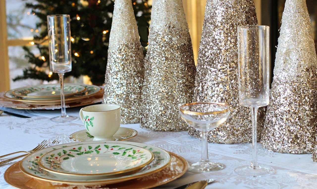Christmas Dinner 1926937 1280