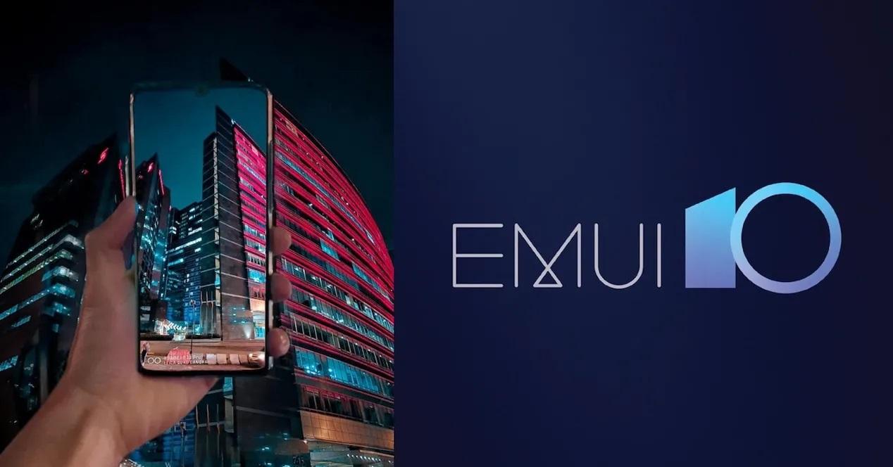 Emui 10 Huawei 1