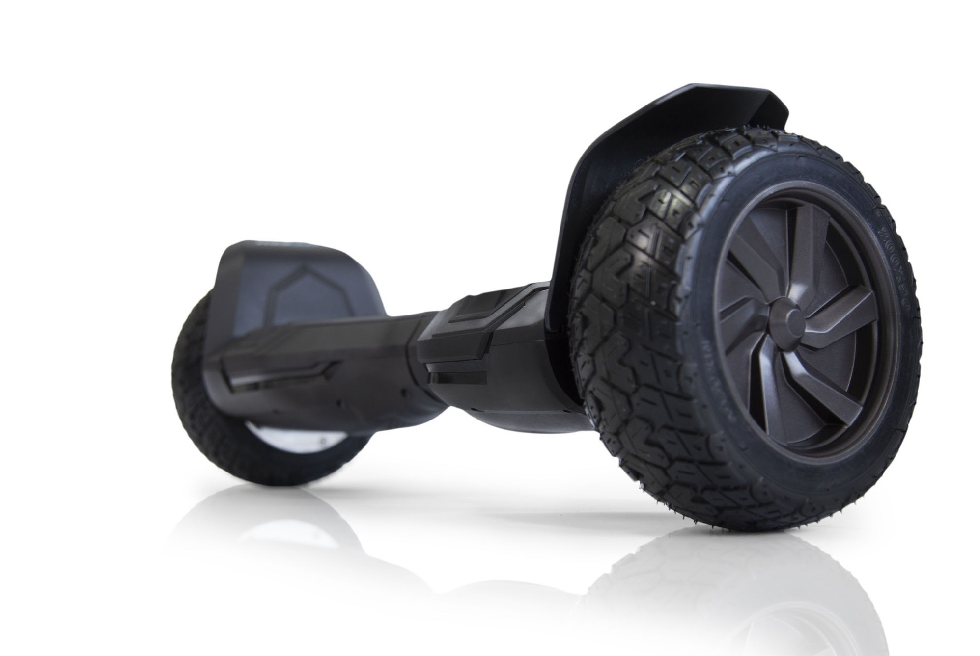 Hoverboard Skateflash Weapon Black
