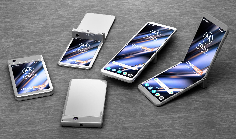 Motorola Opvouwbare Telefoons