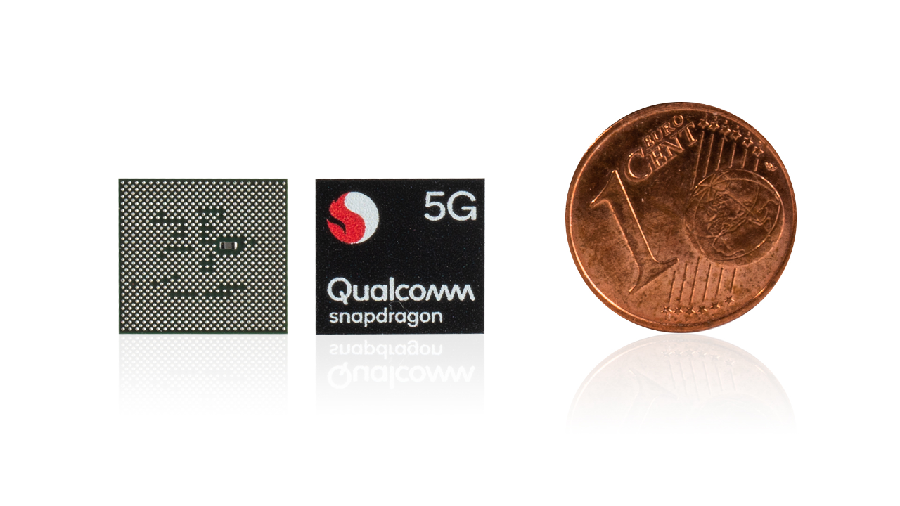 Qualcomm Snapdragon 765 Coin Enlarge