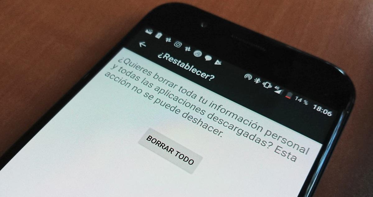 Restaurar Android 1