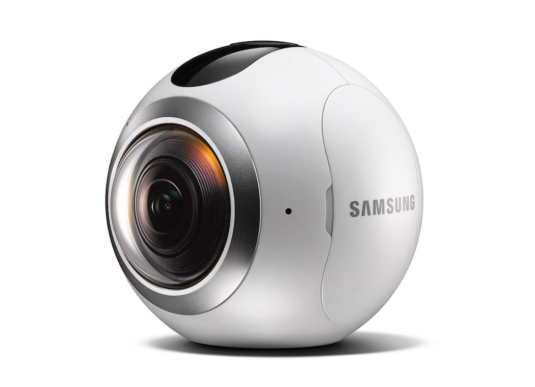 Samsung Gear 360 Camara
