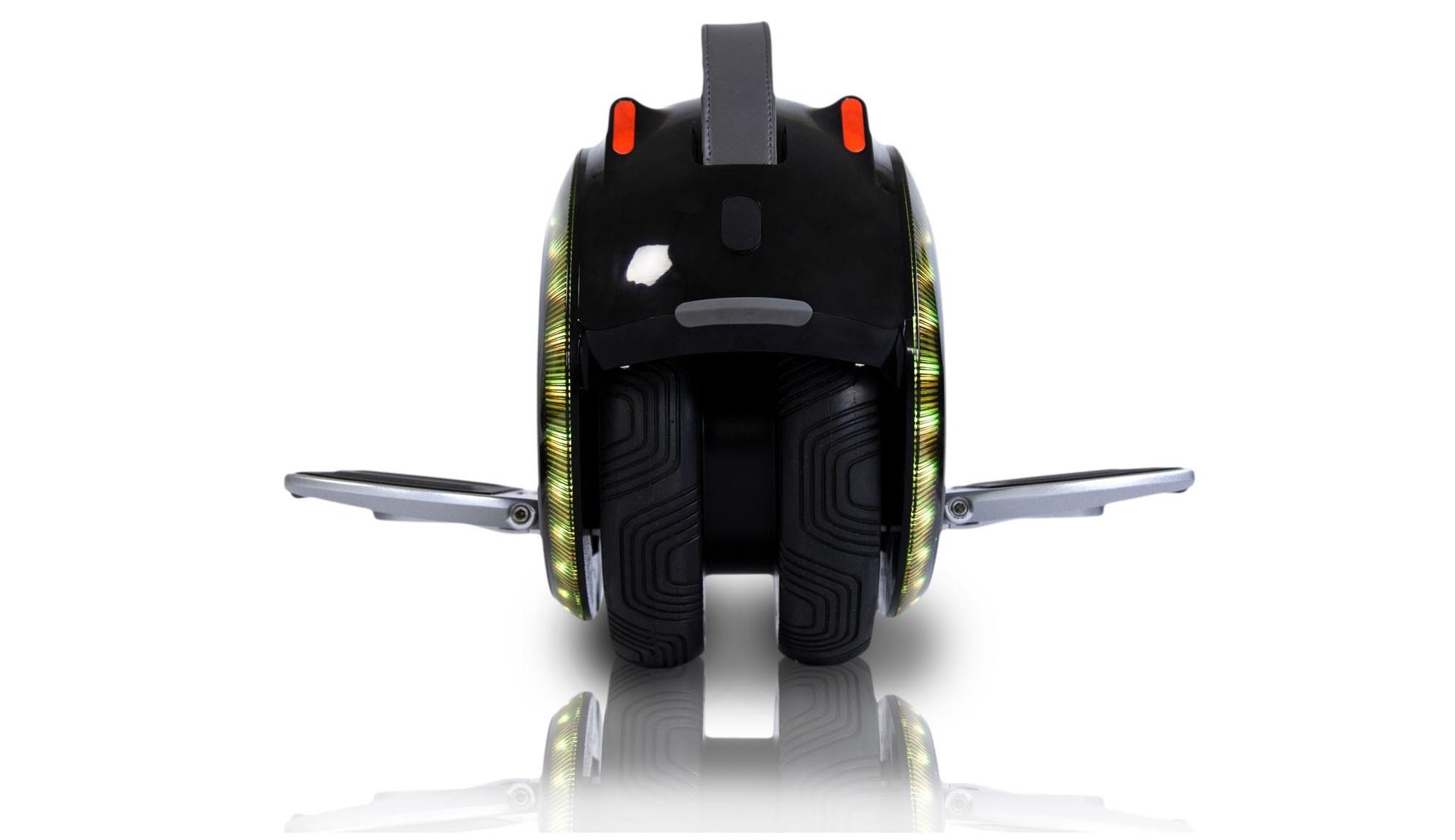 Skateflash Gyroball Black