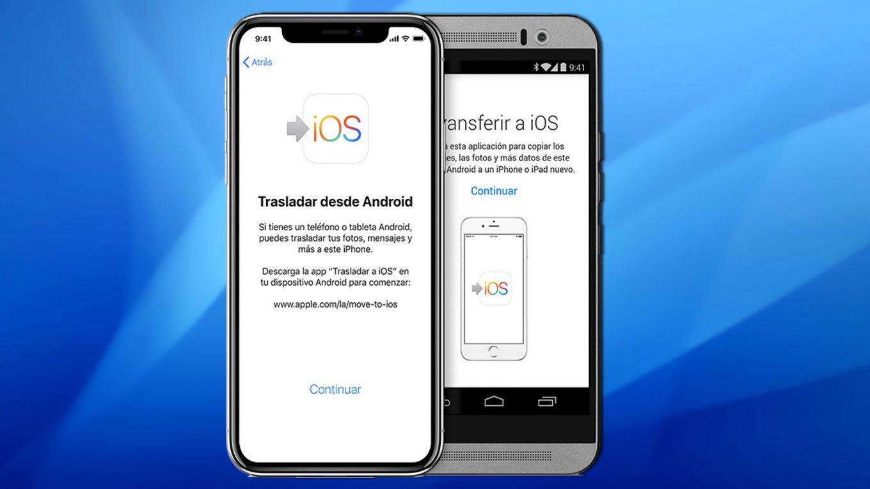 Trasferir De Android A Ios
