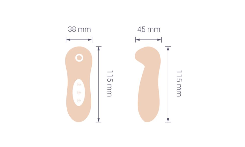 estimulador clitoris me!