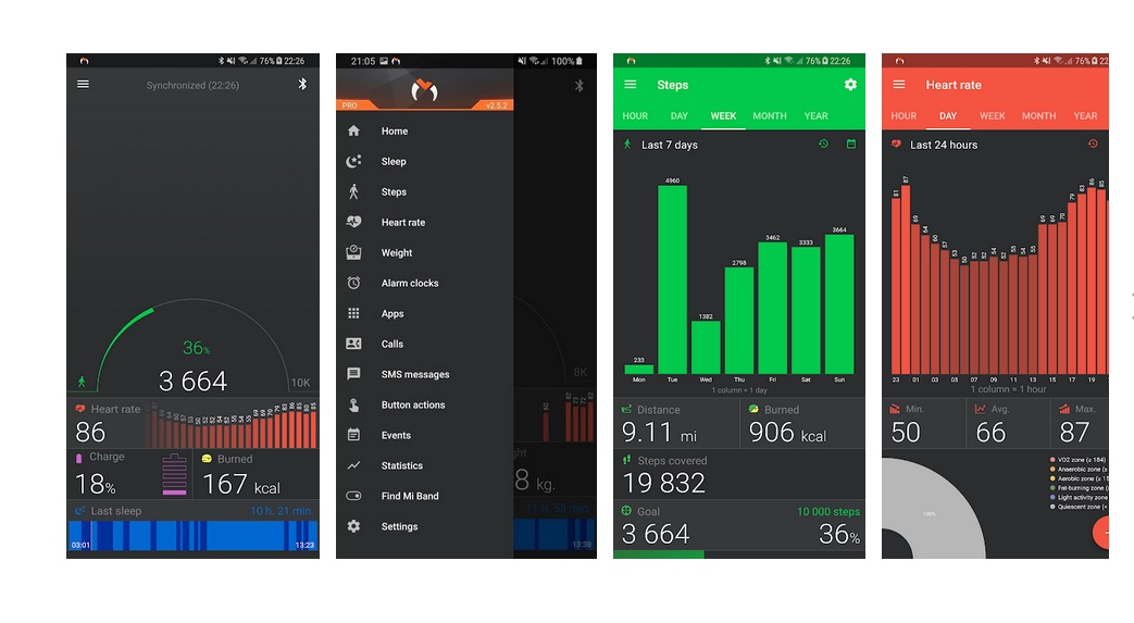 Master For Mi Band