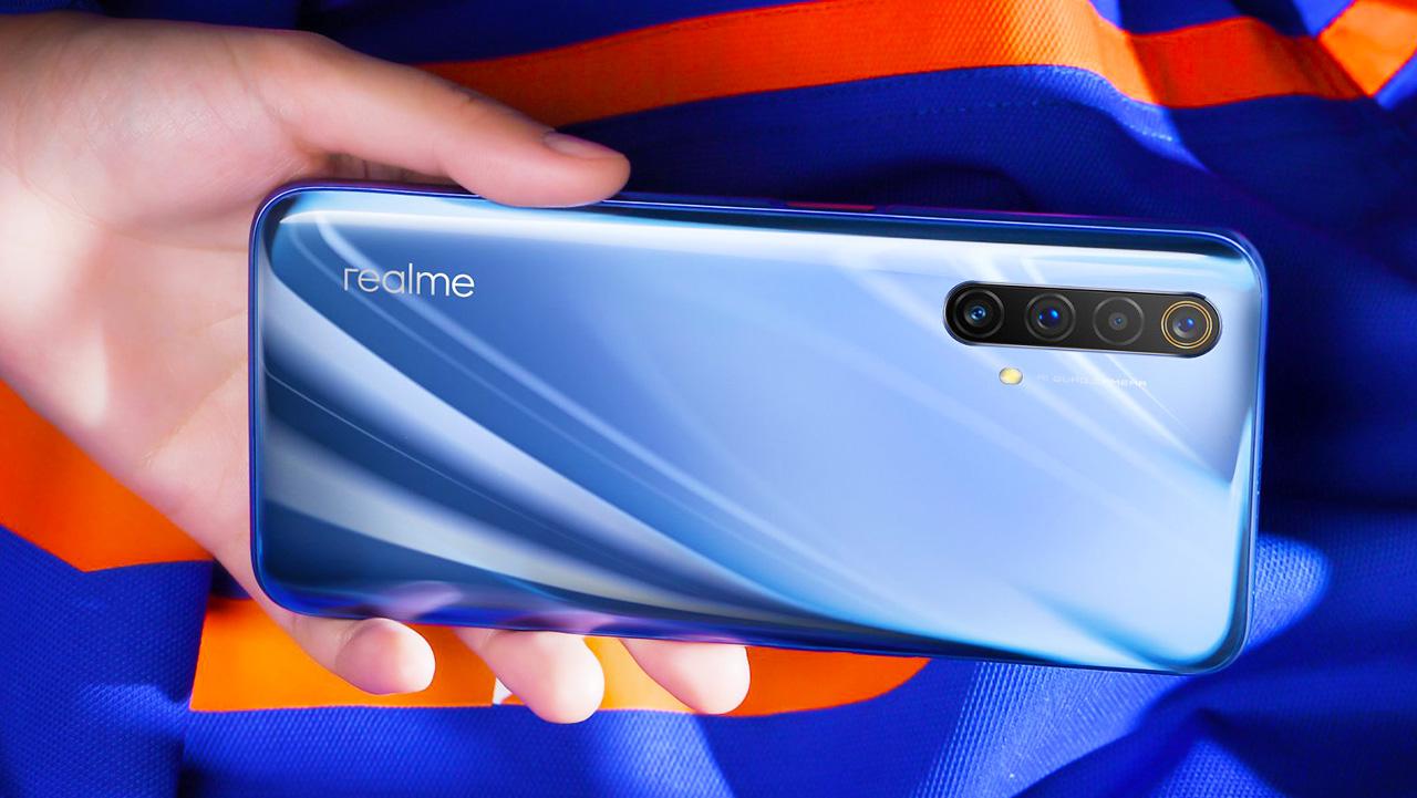 Realme X50 5g Trasera