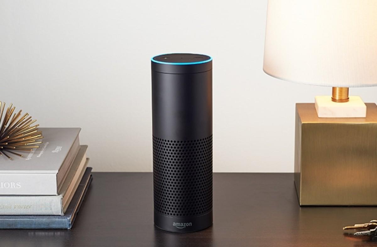 Amazon Echo Asistente Que Integra Alexa