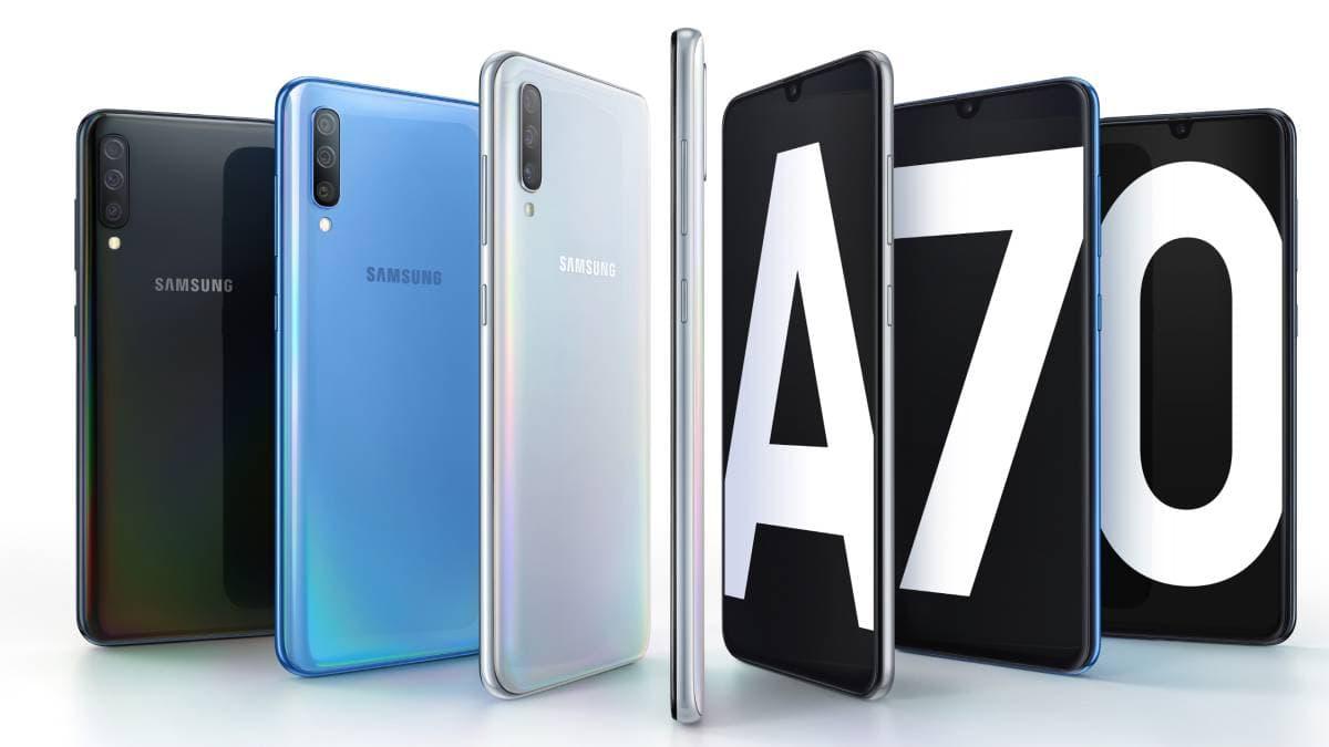 Galaxy A70 Samsung
