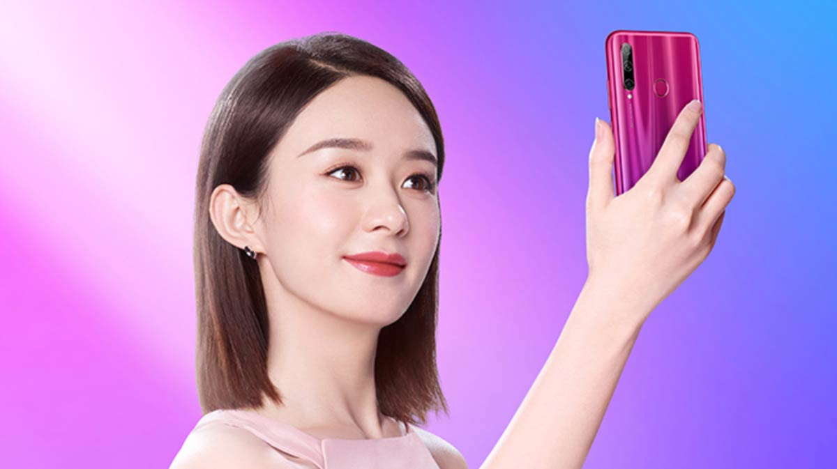 Honor 20 Lite 4