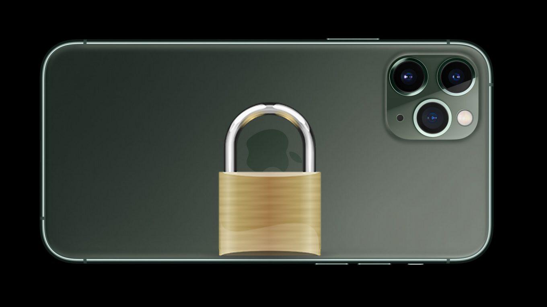 Iphone 11 Candado