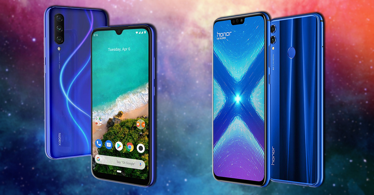 Mi A3 Vs Honor 8x