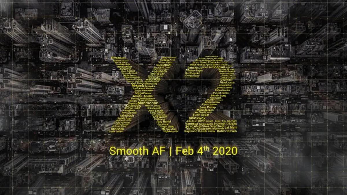 Poco X2 Presentacion