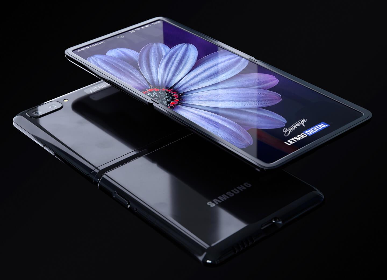 Samsung Clamshell Telefoon
