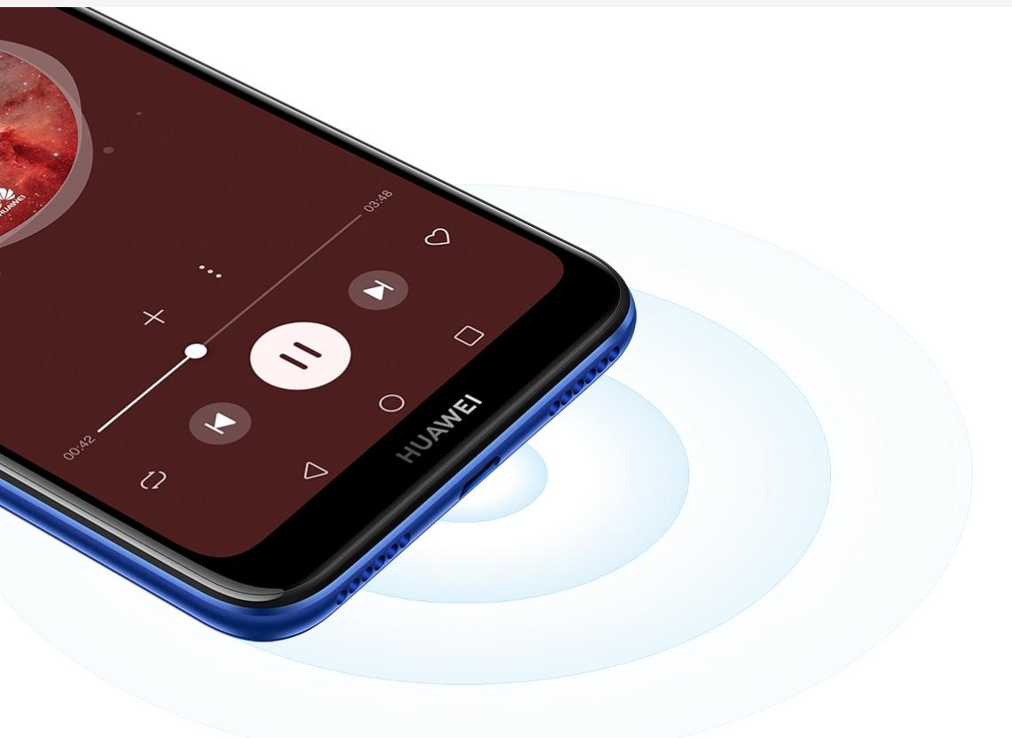 Sonido Huawei Y6s