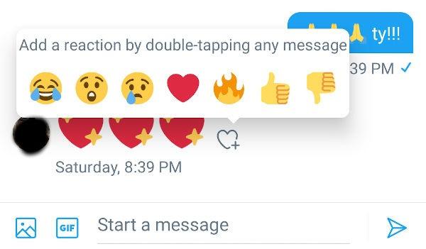 Twitter reacciones