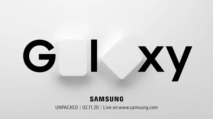 Unpacked Samsung