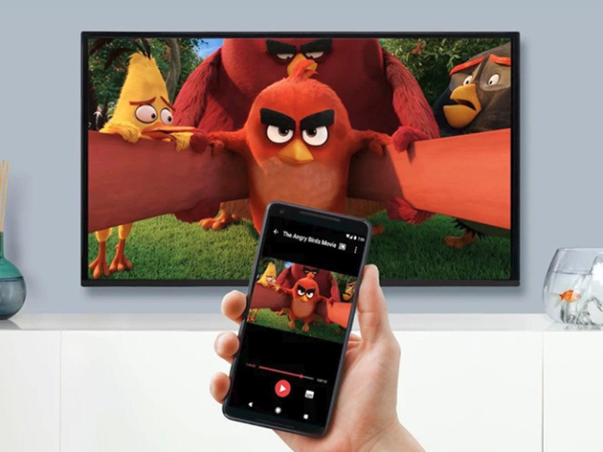 Google Chromecast 640x480