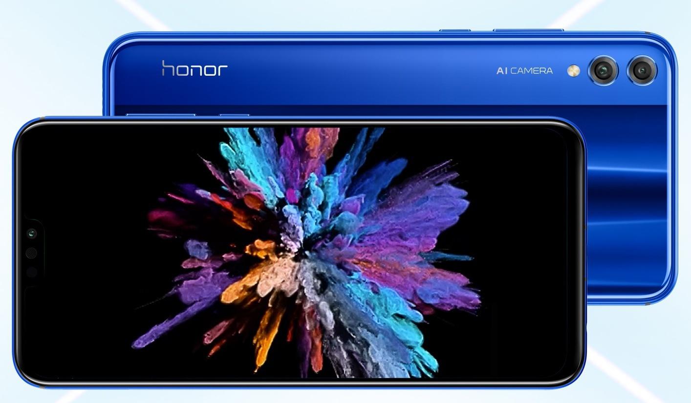 Honor 8x 6