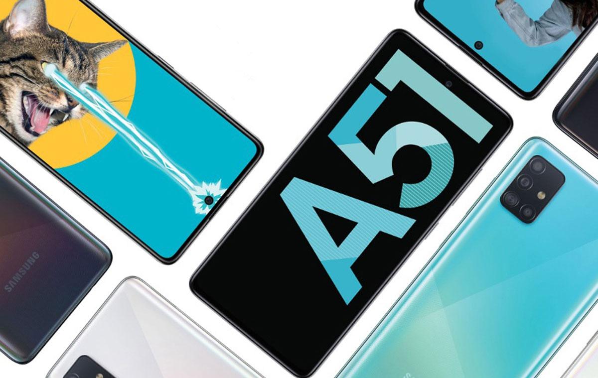 amsung Galaxy A51