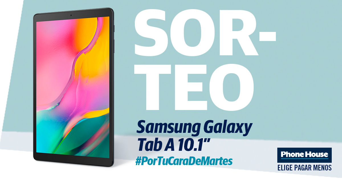 Sorteo Febrero20 11a16 Galaxy Taba10 1 Blog 1200x628