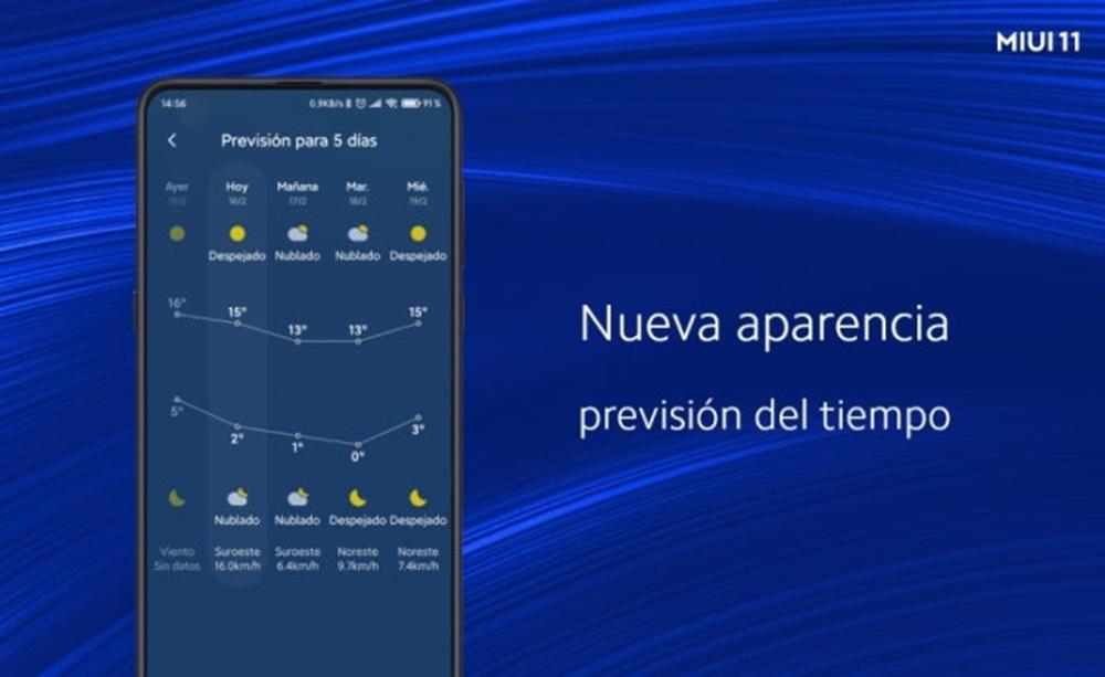 App Tiempo
