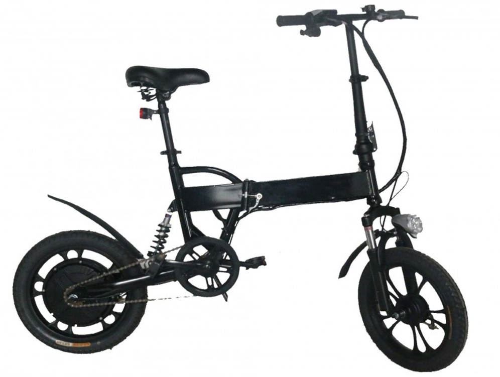 Bicicleta Smeco Sm Balbina Electrica