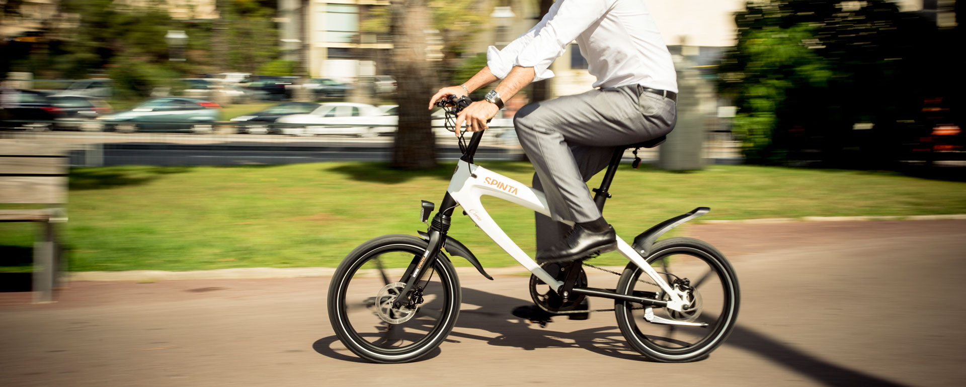 Bicicleta Electrica Trabajo