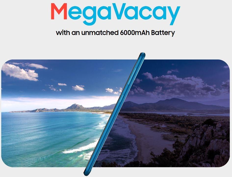 Galaxy M31 Bateria