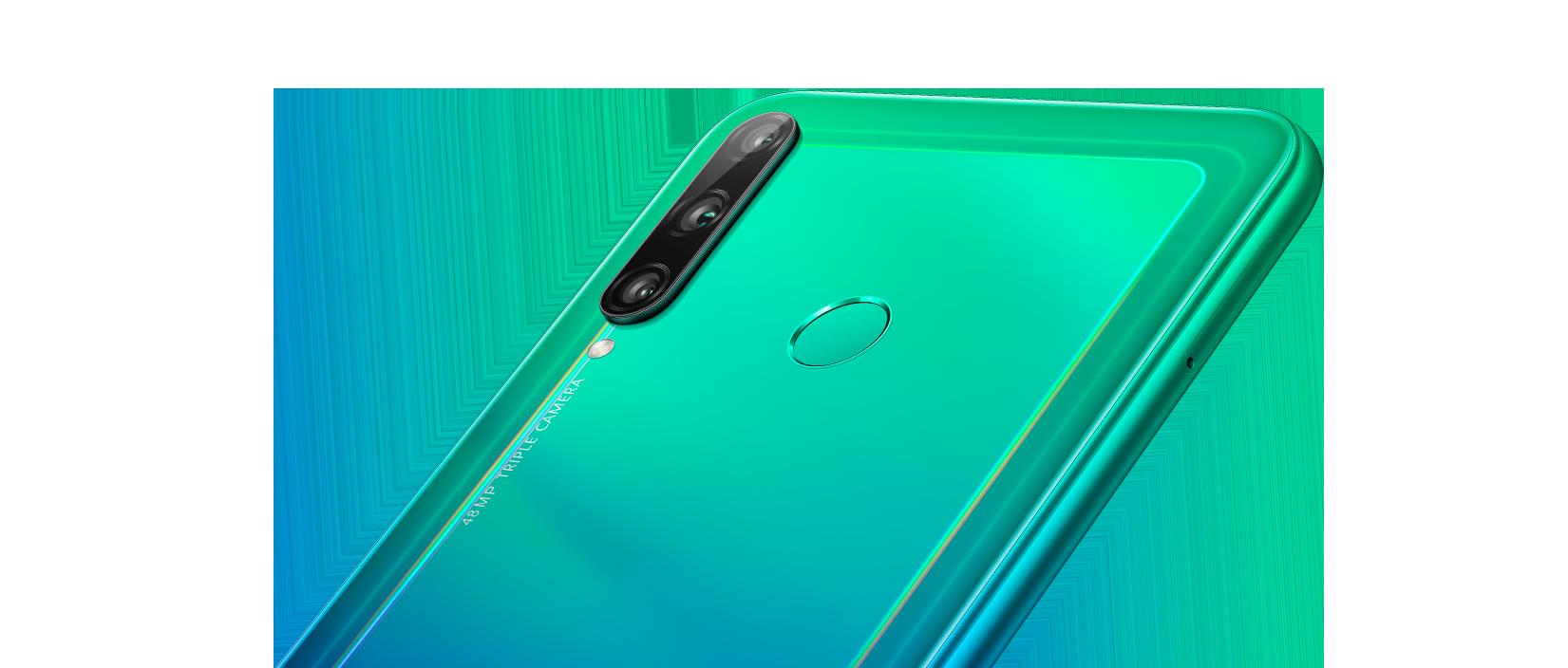 Huawei Y7p Fingerprint Unlock Phone