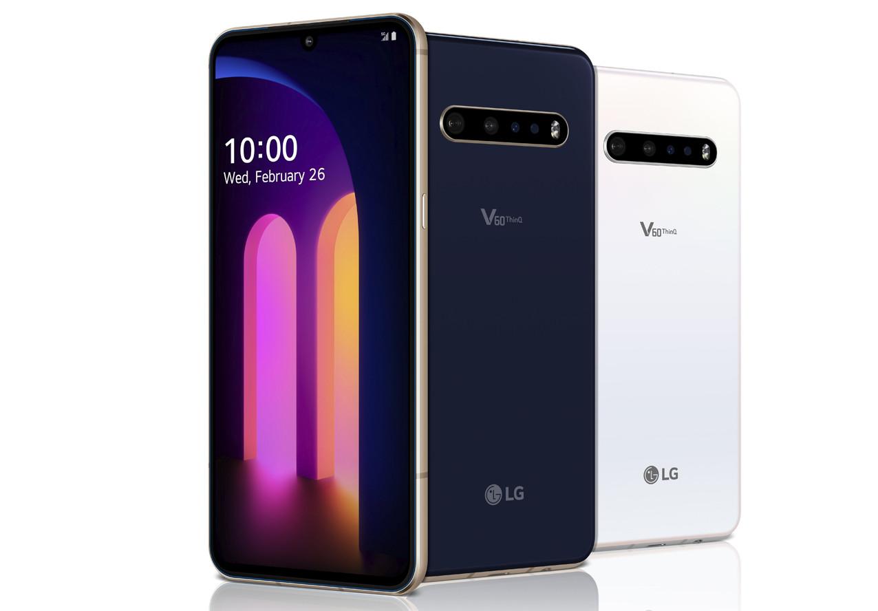 Lg V60thin