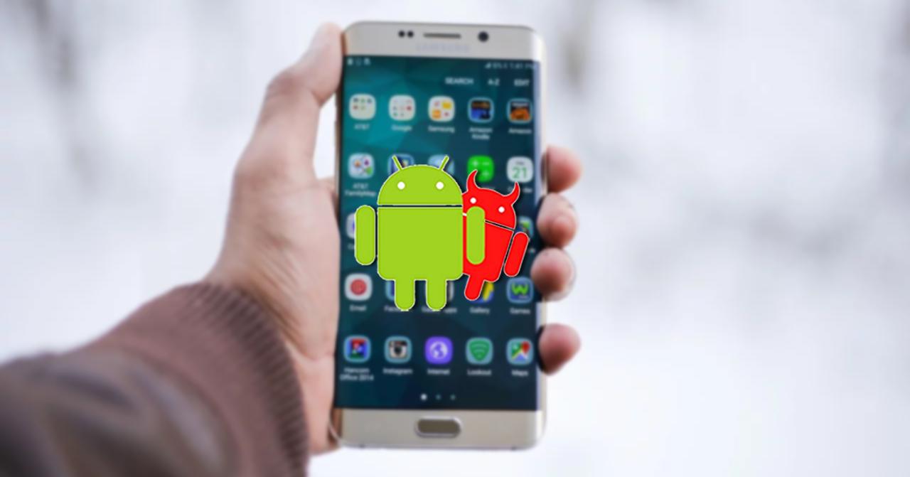Movil Aplicaciones Malware Android