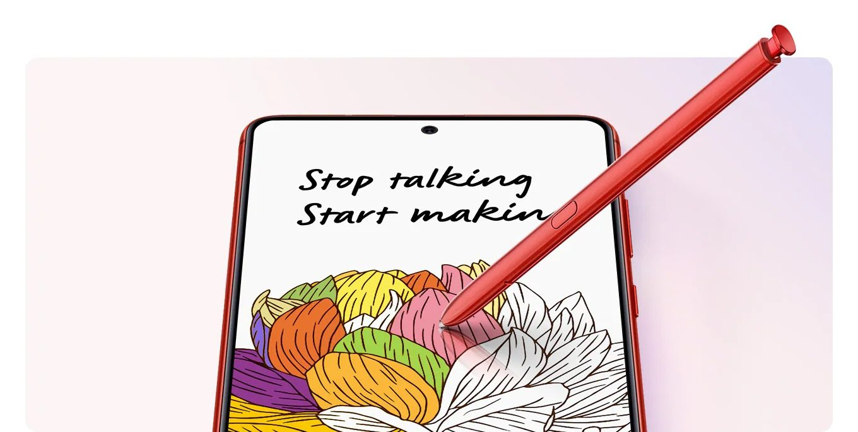 S Pen Note 10 Lite