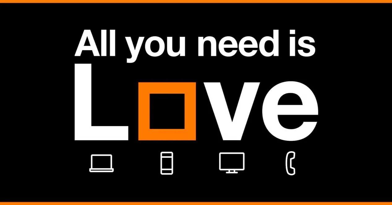 Tarifas Love De Orange
