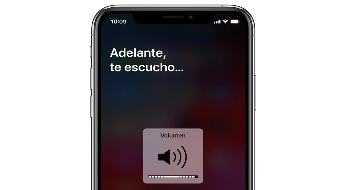 Volumen Siri