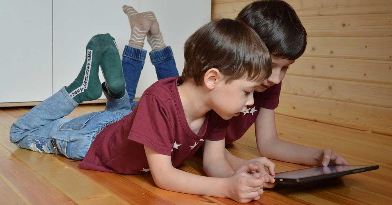 Control Seguro Movil Niños