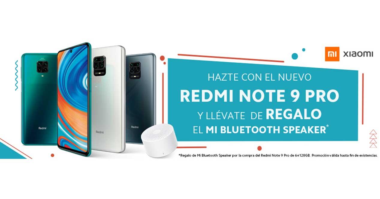 Preventa Redmi Note 9 Pro