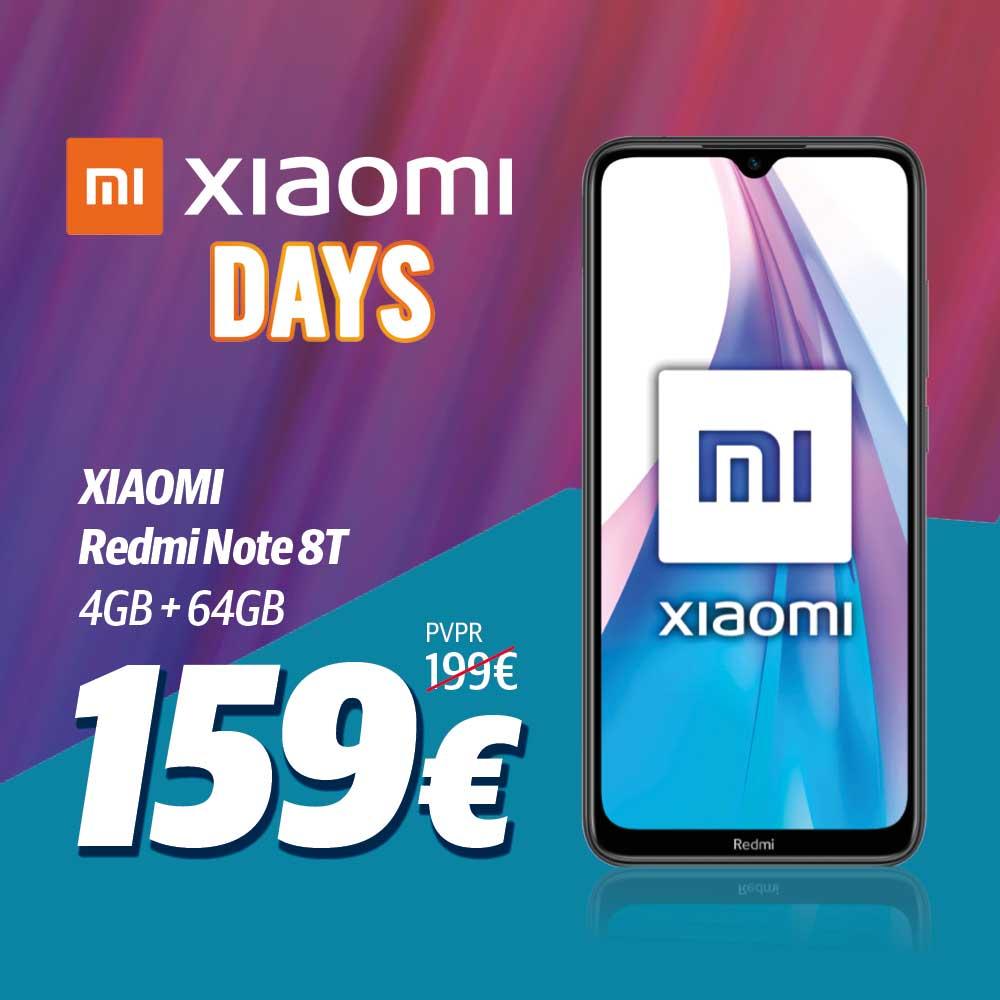 Xiaomi Days Note 8t