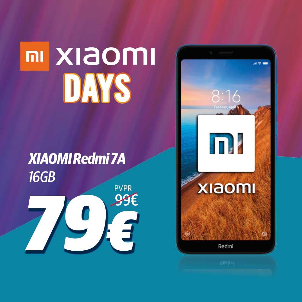Xiaomi Days Redmi 7a