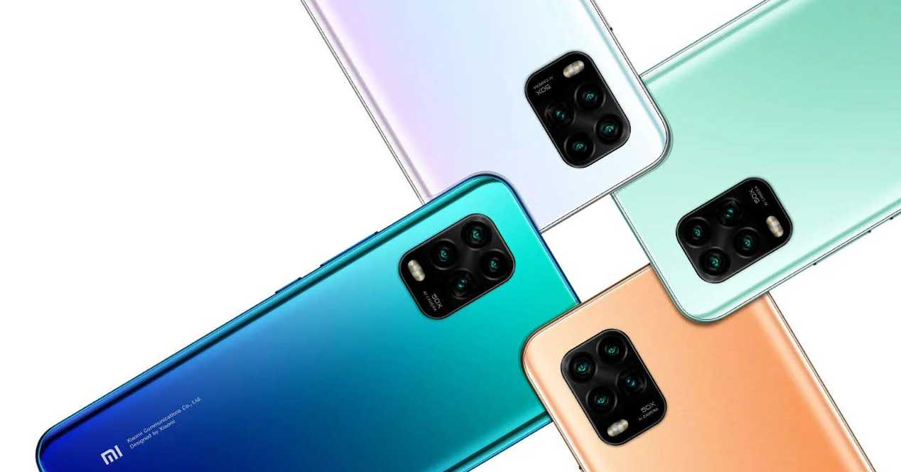 Xiaomi Mi 10 Lite Zoom Varios Colores