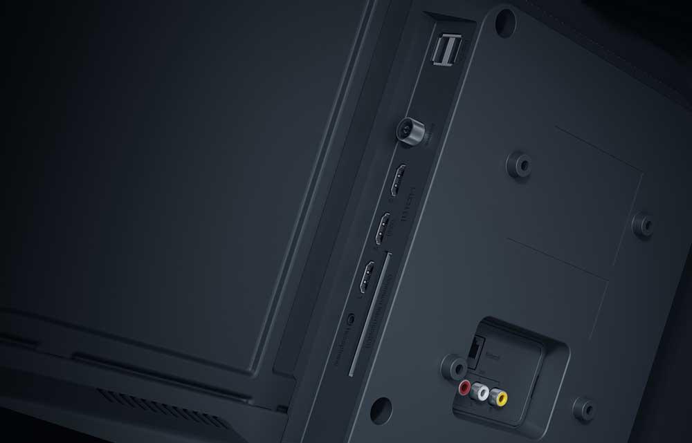 Conectividad Televisor Xiaomi