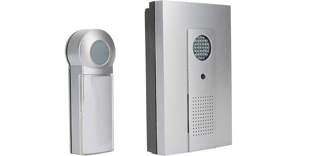 Kit De Puerta Inalambrico Smartwares Db286a