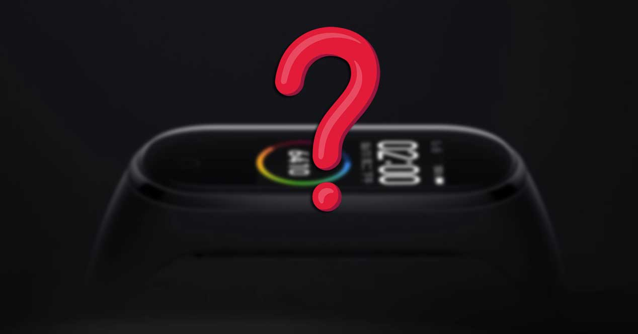 Posible Diseño Xiaomi Mi Band 5