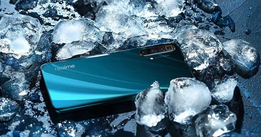 Realme X3 Superzoom Azul Hielo