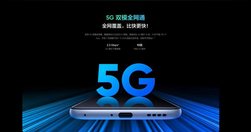 Realme X50 Pro Player Edition Con Conectividad 5g