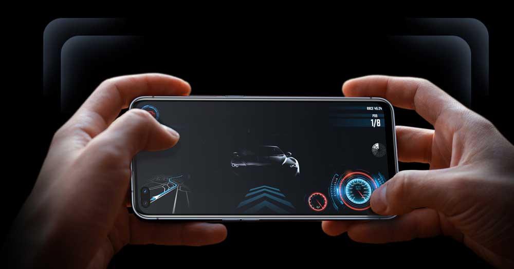 Realme X50 Pro Player Edition Jugando