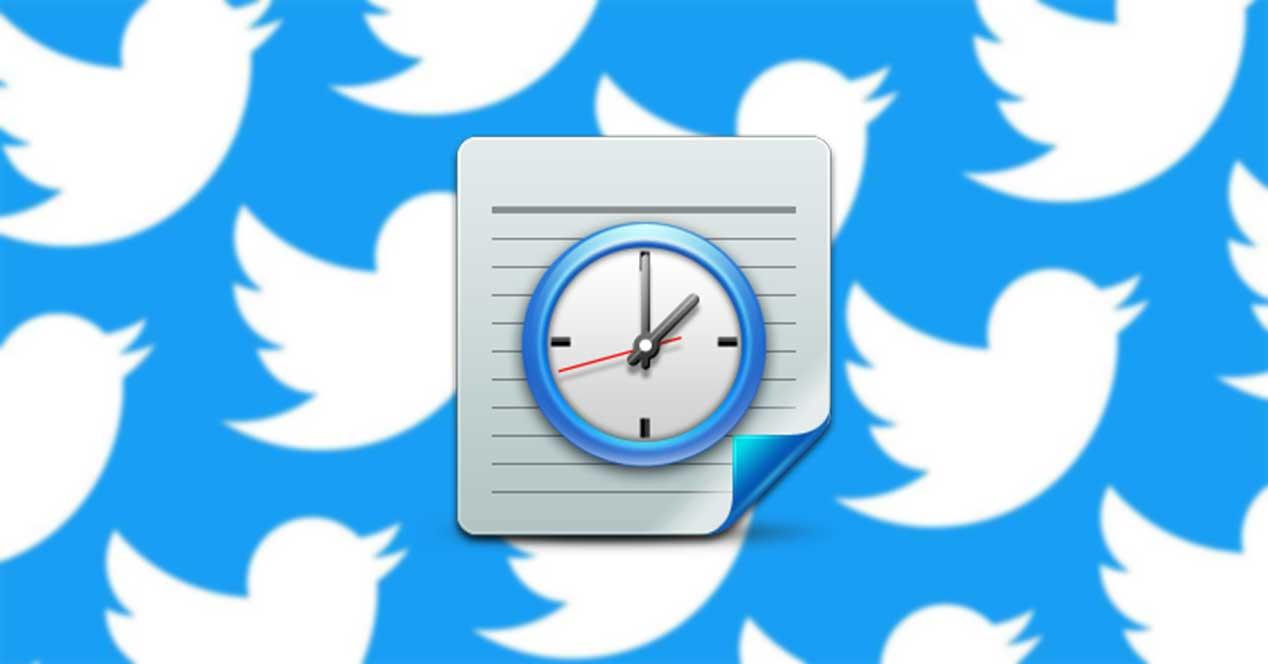 Programar Tweet En Twitter